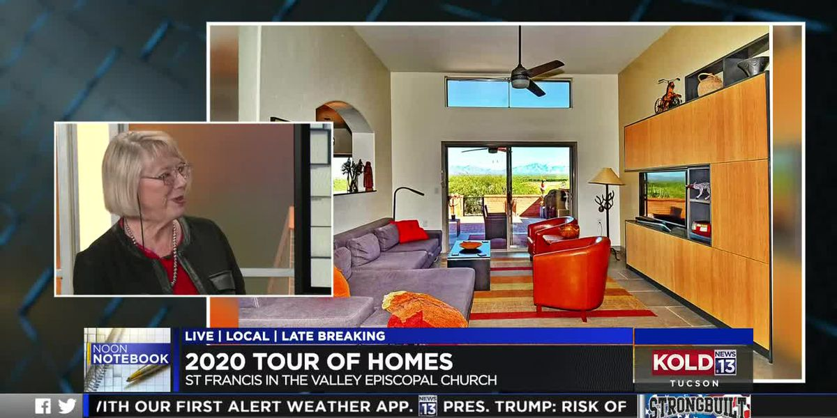 KOLD Noon Notebook: 2020 Tour of Homes