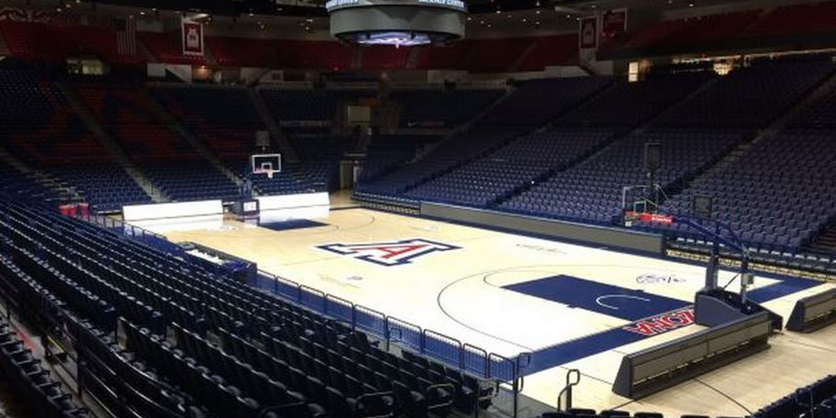 Arizona Athletics applies for McKale Center liquor license