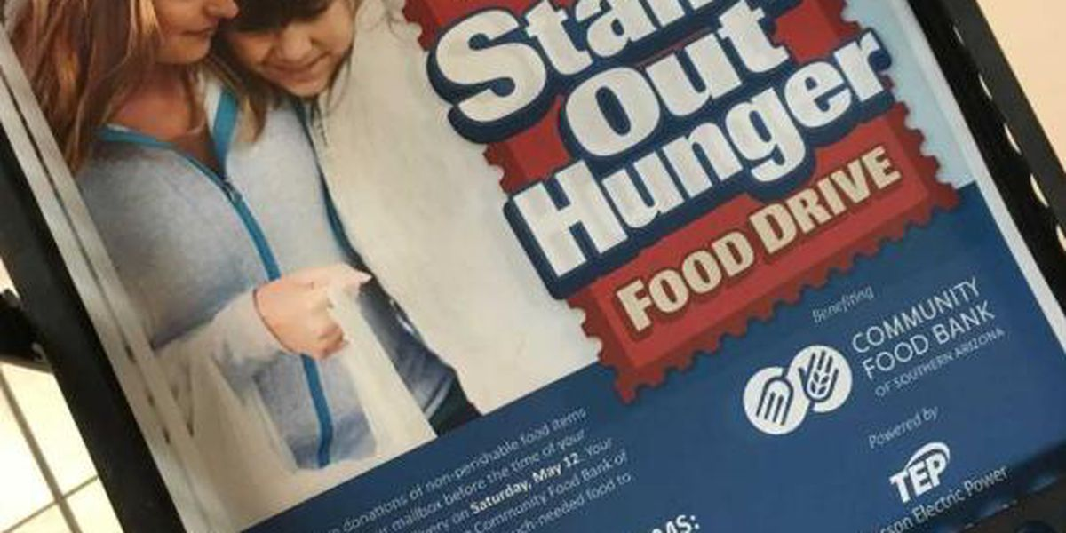 Stamp Out Hunger food drive helping Tucsonans in need
