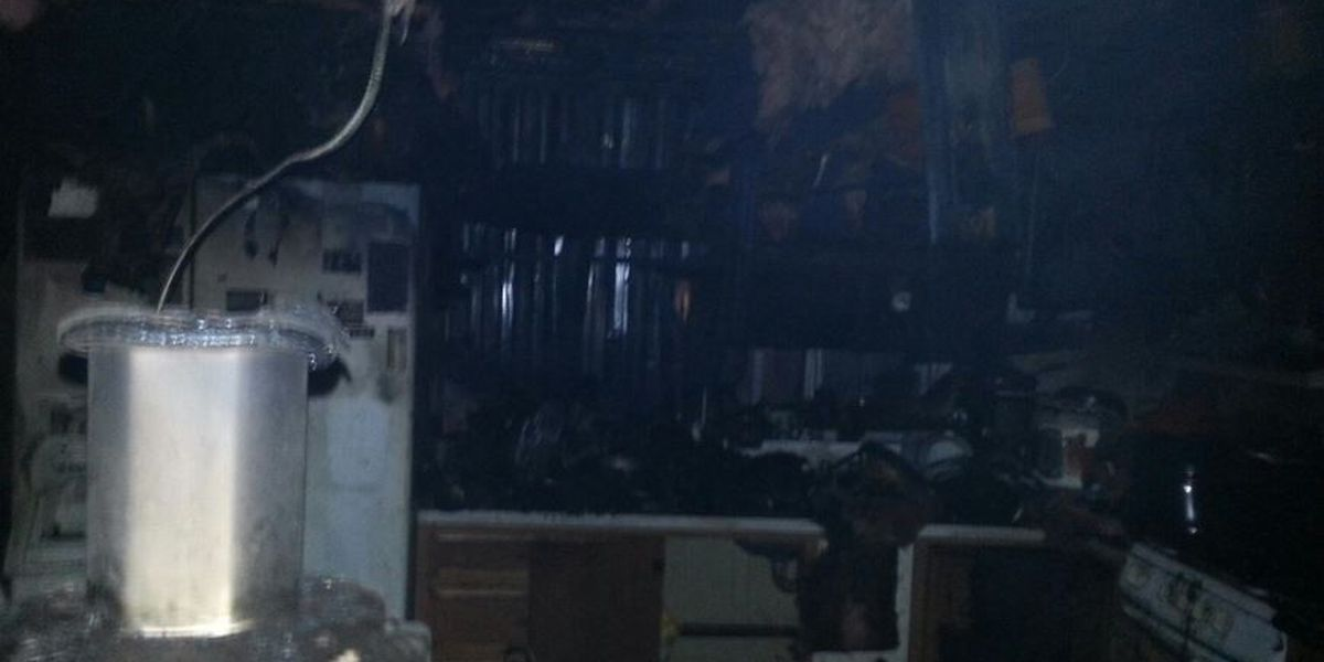 Tucson Fire: Kitchen fire claims lives of 2 dogs