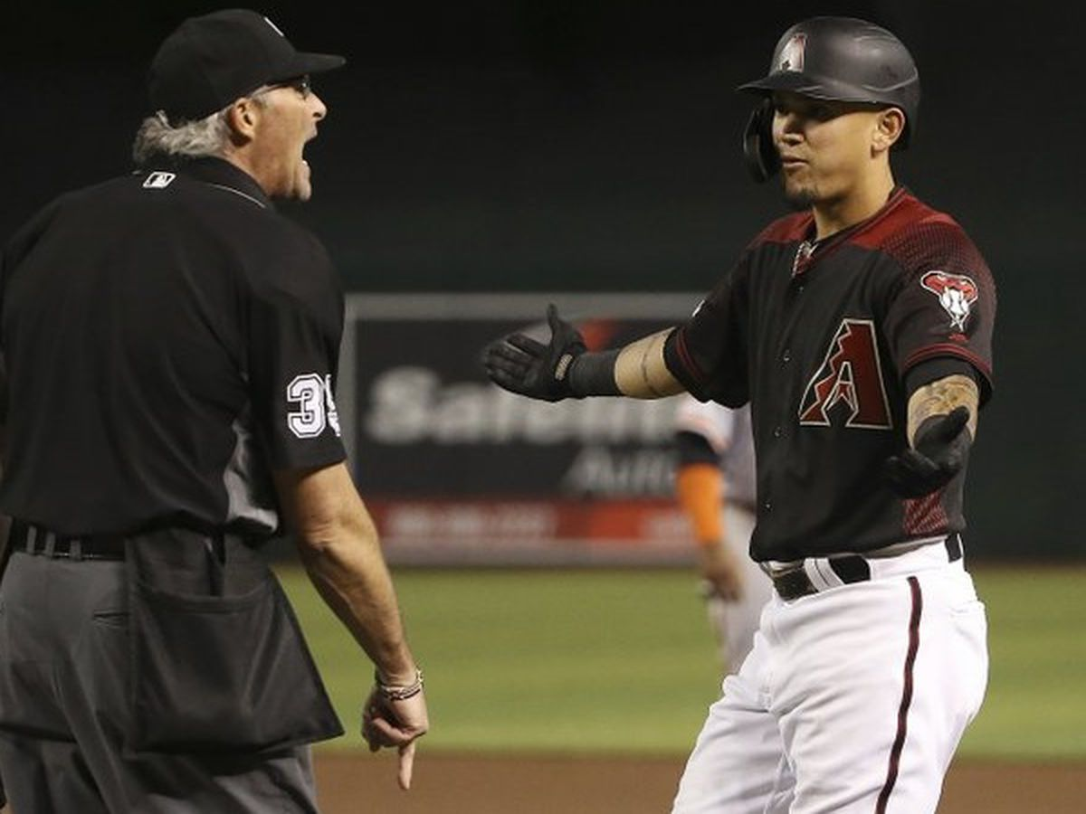 Dickerson, bullpen help Giants beat Diamondbacks 7-4