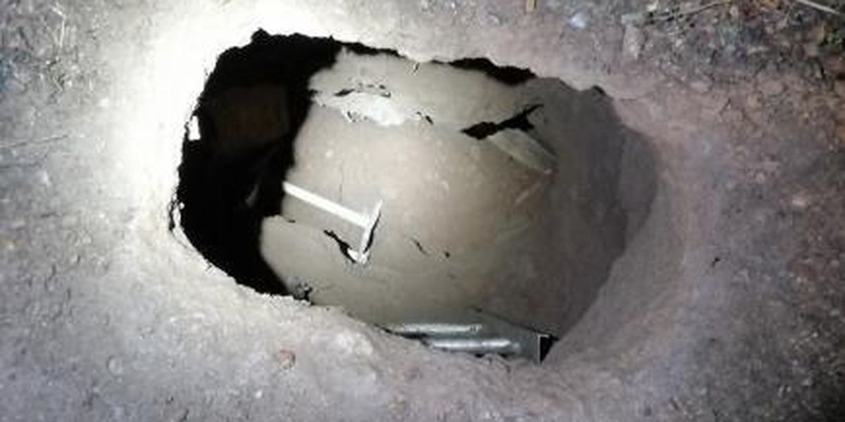 Border Patrol discovers another tunnel in Nogales; second tunnel found this month