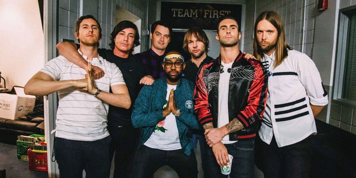 Maroon 5, Meghan Trainor to play in Phoenix in May 2020