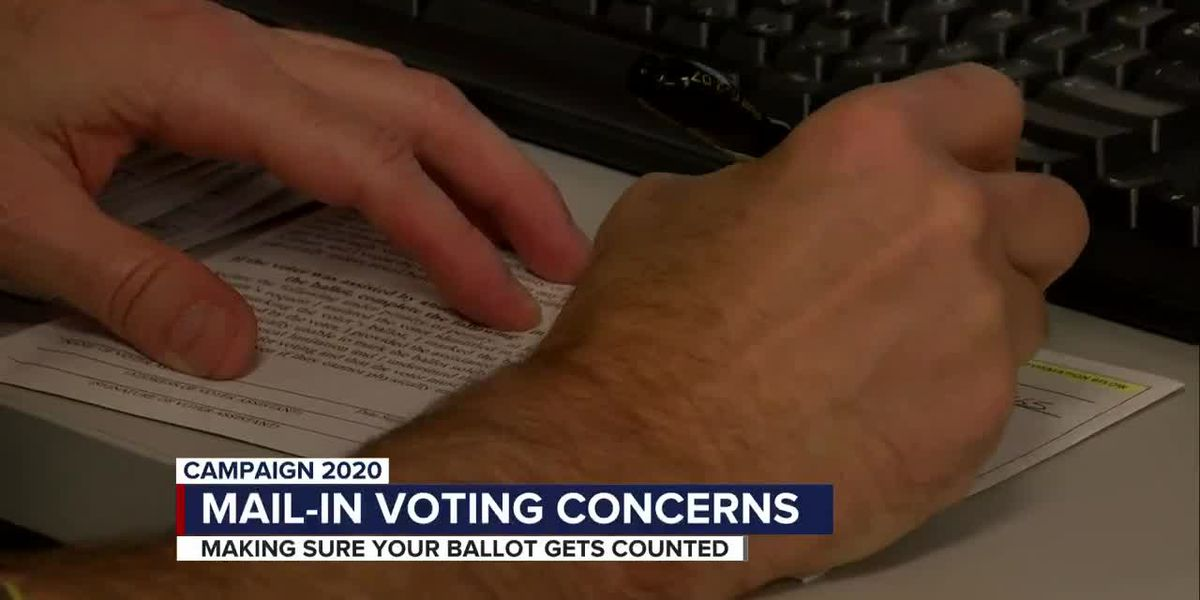 Making sure your ballot counts