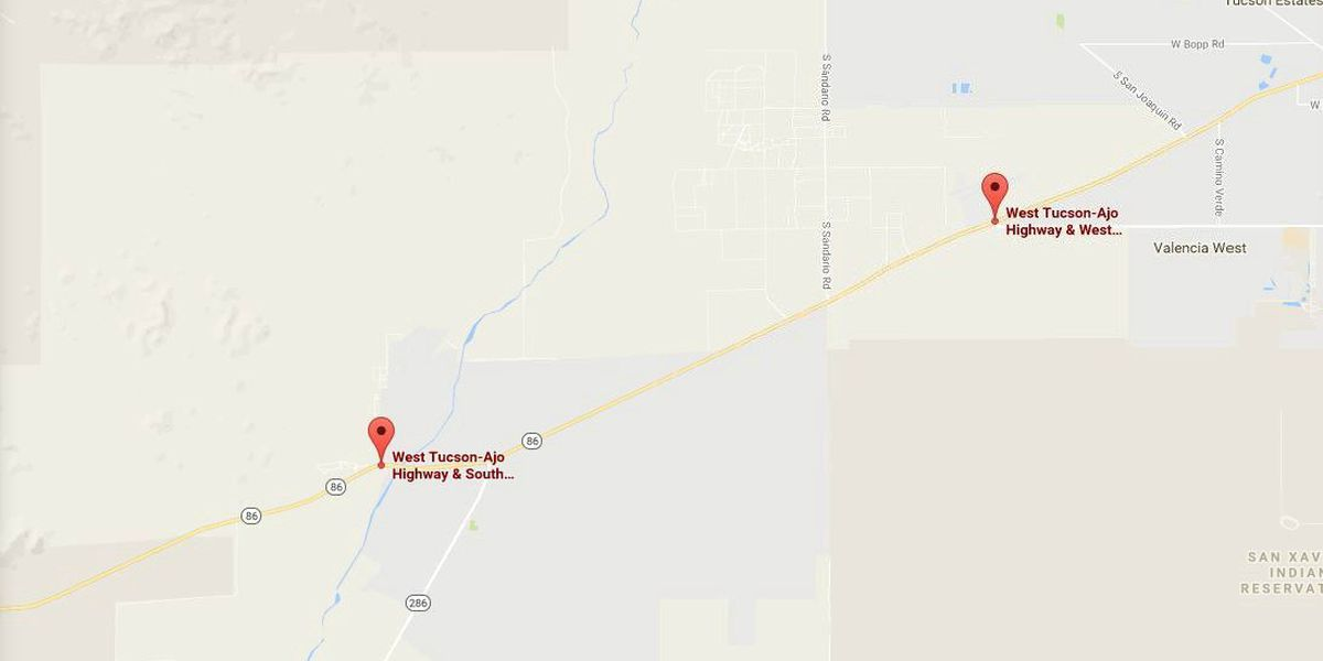 SR 86 construction halted due to extreme heat