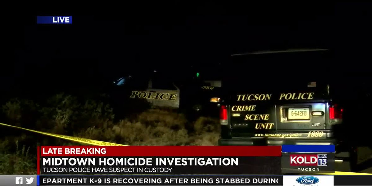 TPD: Homicide investigation one in custody