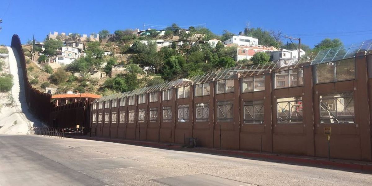 Authorities investigate possible drug tunnel in Nogales, Sonora, MX