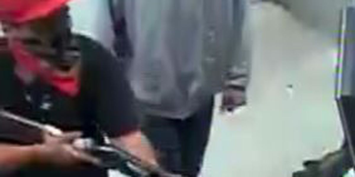 Authorities ask for help identifying armed robbery suspects