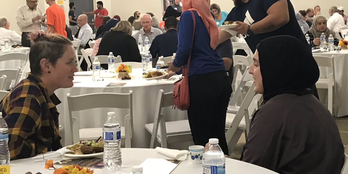 Recent events inspire community event at Islamic Center of Tucson