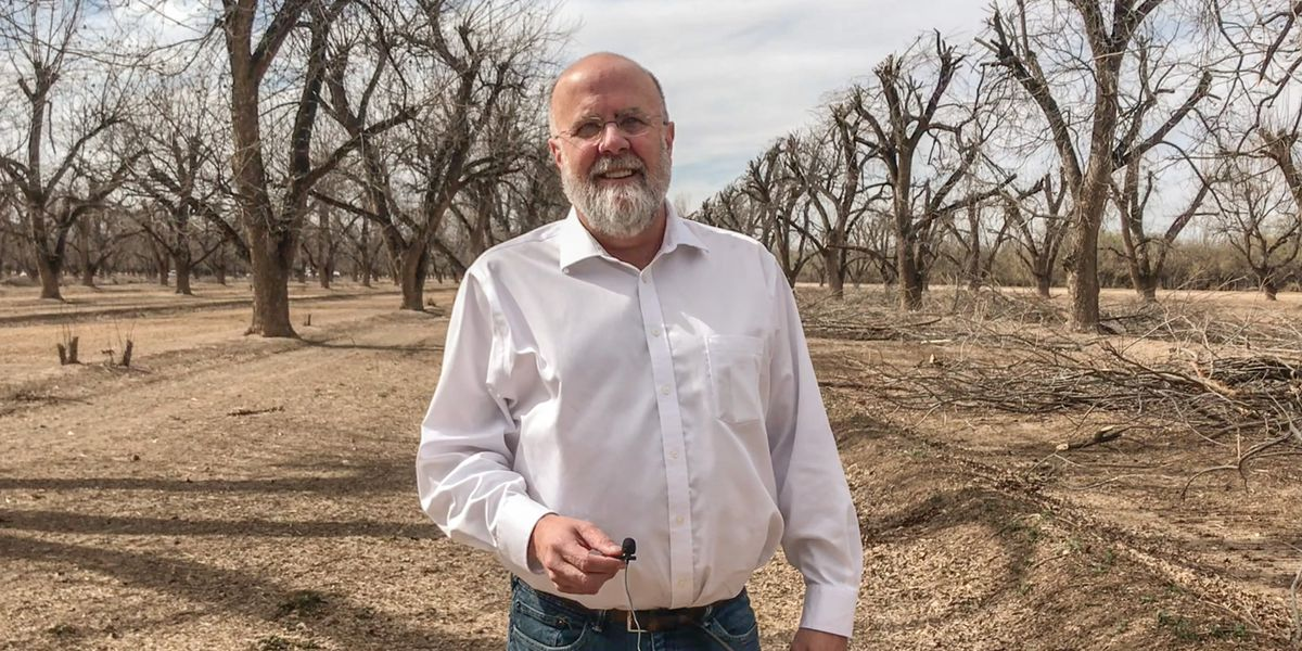 U.S. pecan industry recognizes Green Valley Pecan Company President and COO with Lifetime Achievement Award