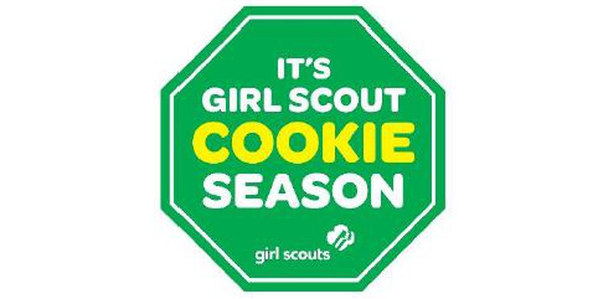 Southern AZ Girl Scouts 'Bear Down Cookie Kick-Off' marks beginning of cookie sales