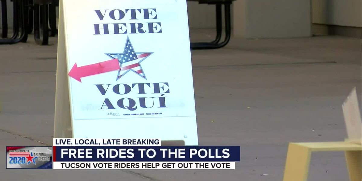 Local non-partisan group offers free rides to voting sites