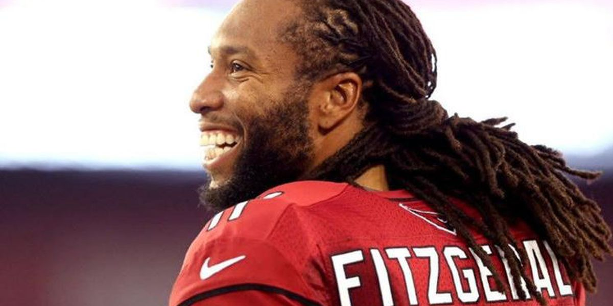 NFL confirms Larry Fitzgerald tests positive for COVID-19