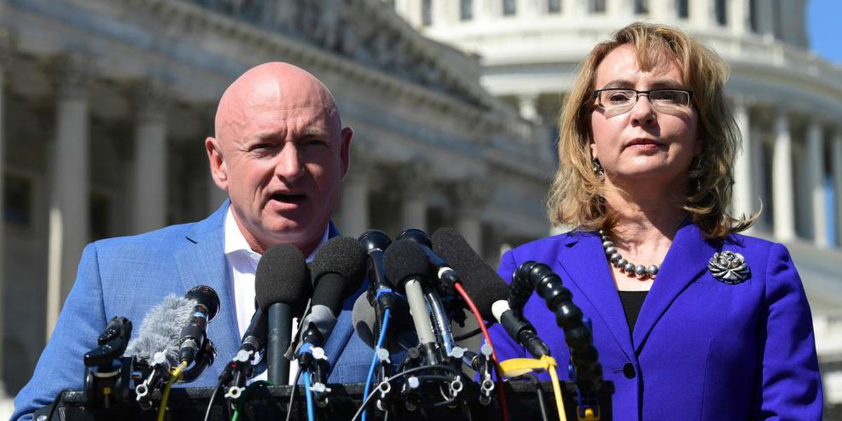 JAN. 8 ANNIVERSARY: Gabby Giffords, Mark Kelly continue to lean on each other
