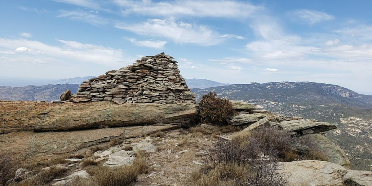Historic cairn on Rincon Peak dismantled; Saguaro National Park searches for responsible person