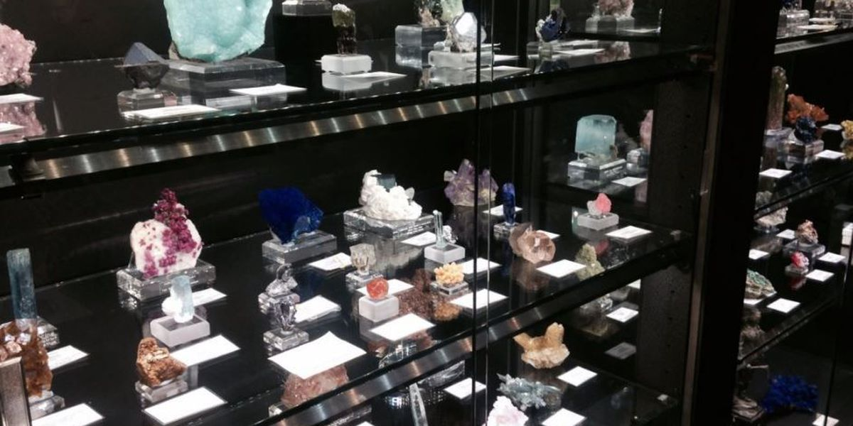 Schedule for final days of 2018 Tucson gem shows