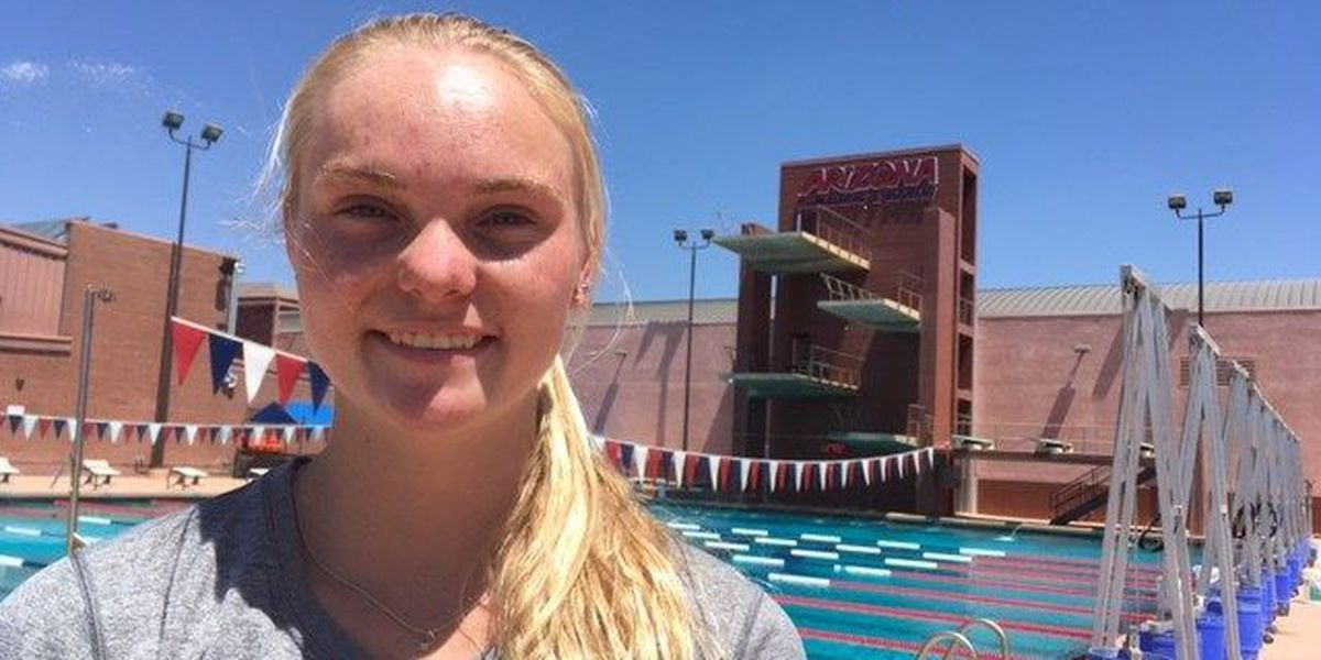 Schnell arrives on world diving stage