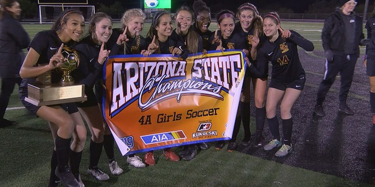 GIRLS: Lancers own title on an own goal