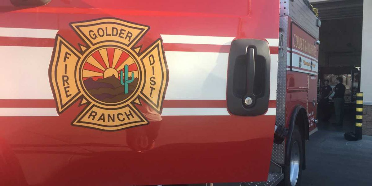 Golder Ranch, other local firefighters en route to battle California wildfires