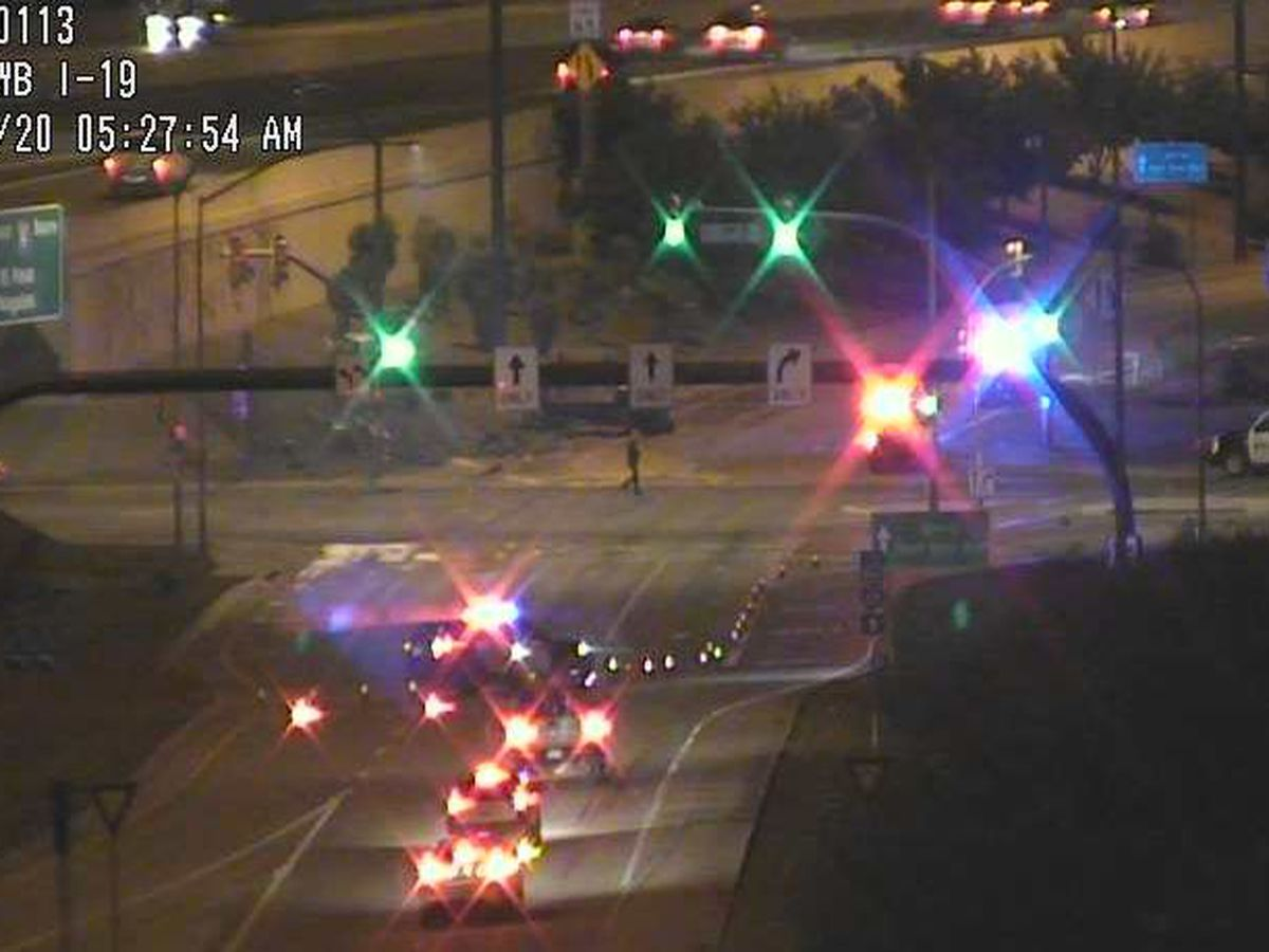 UPDATE: Police identify victim of deadly crash near Interstate 10