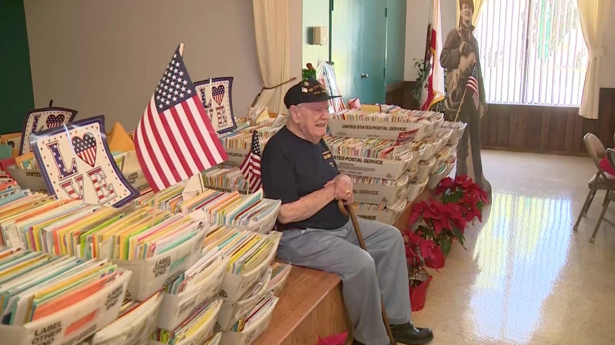Gas Prices Tucson >> WWII veteran receives thousands of birthday cards from all 50 states, 10 countries