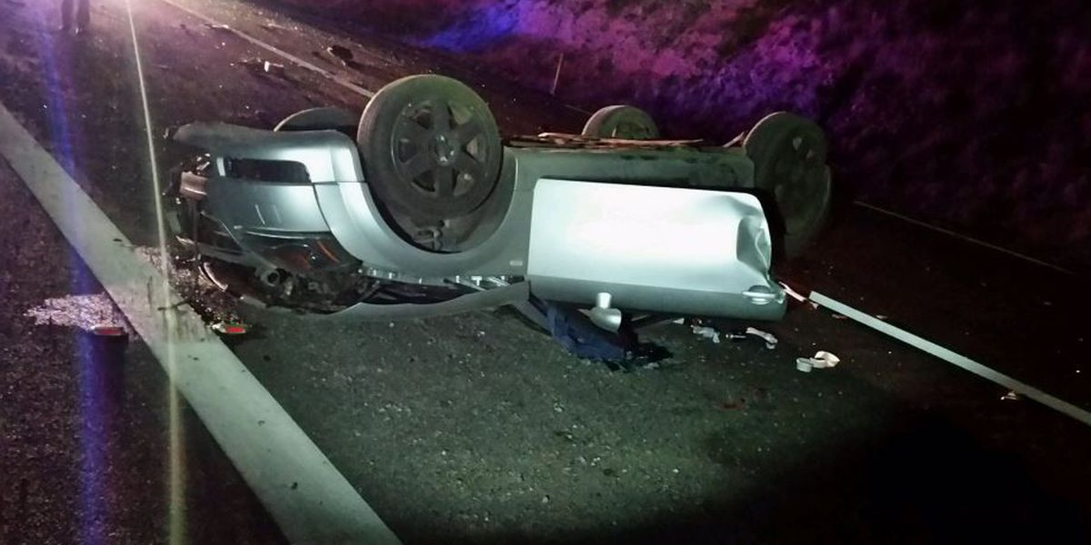 Fatal crash closes NB I-19 in Nogales