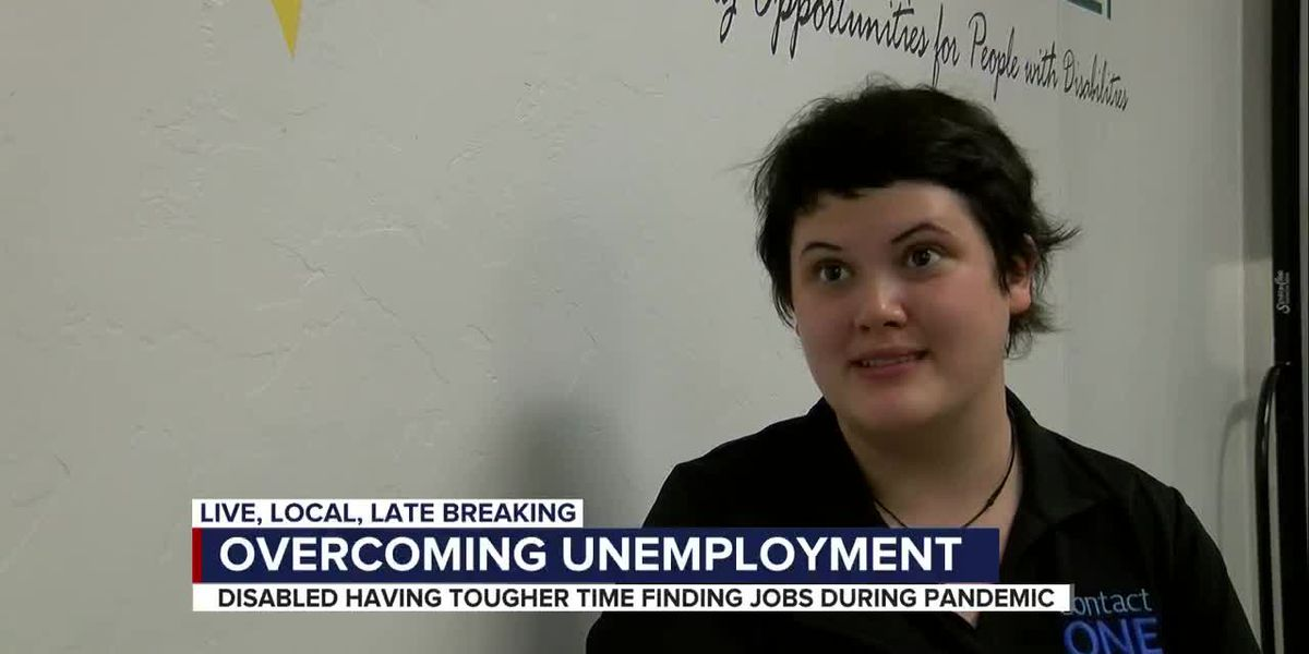 Unemployment among disabled Arizonans is rising