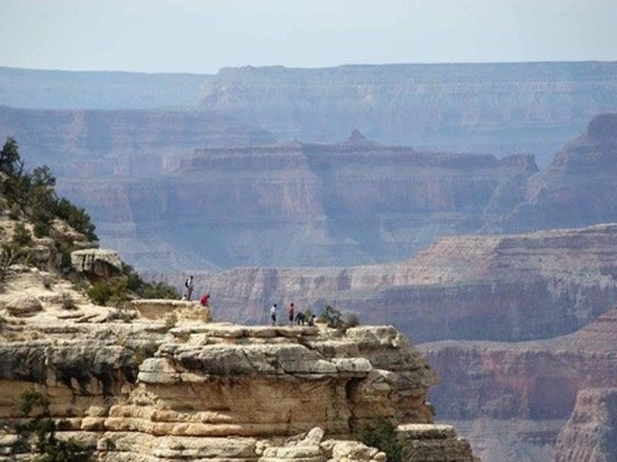 2nd visitor fatality for Grand Canyon National Park in April