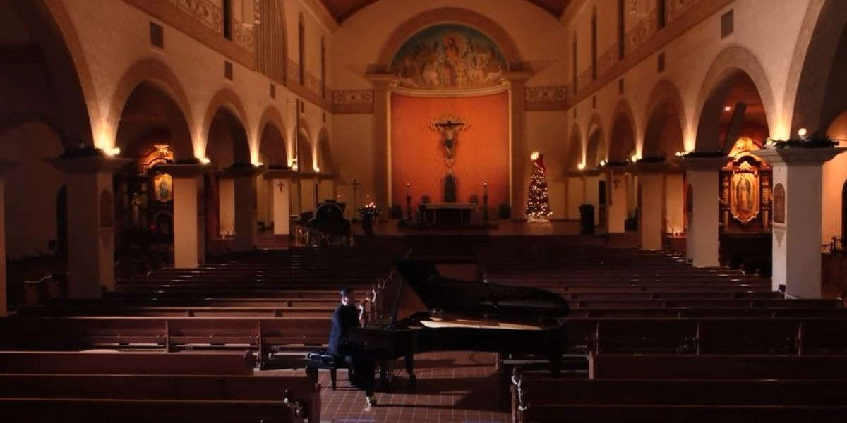 St. Augustine Cathedral in Tucson celebrates holiday with rendition of Silent Night