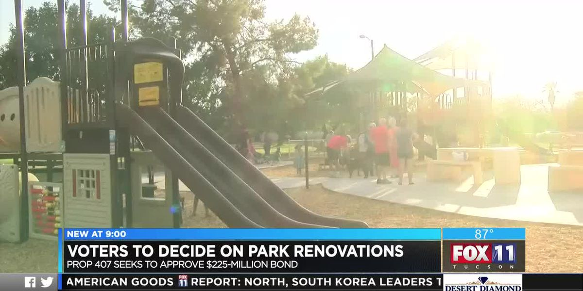 KMSB Voters to decide on park renovations
