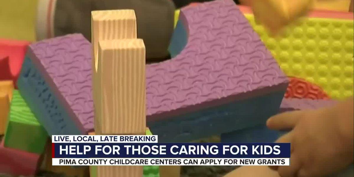 Pima County Grant to Help Child Care Centers