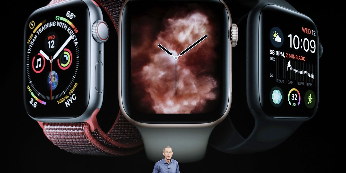 EKG, other heart health features come to Apple Watch