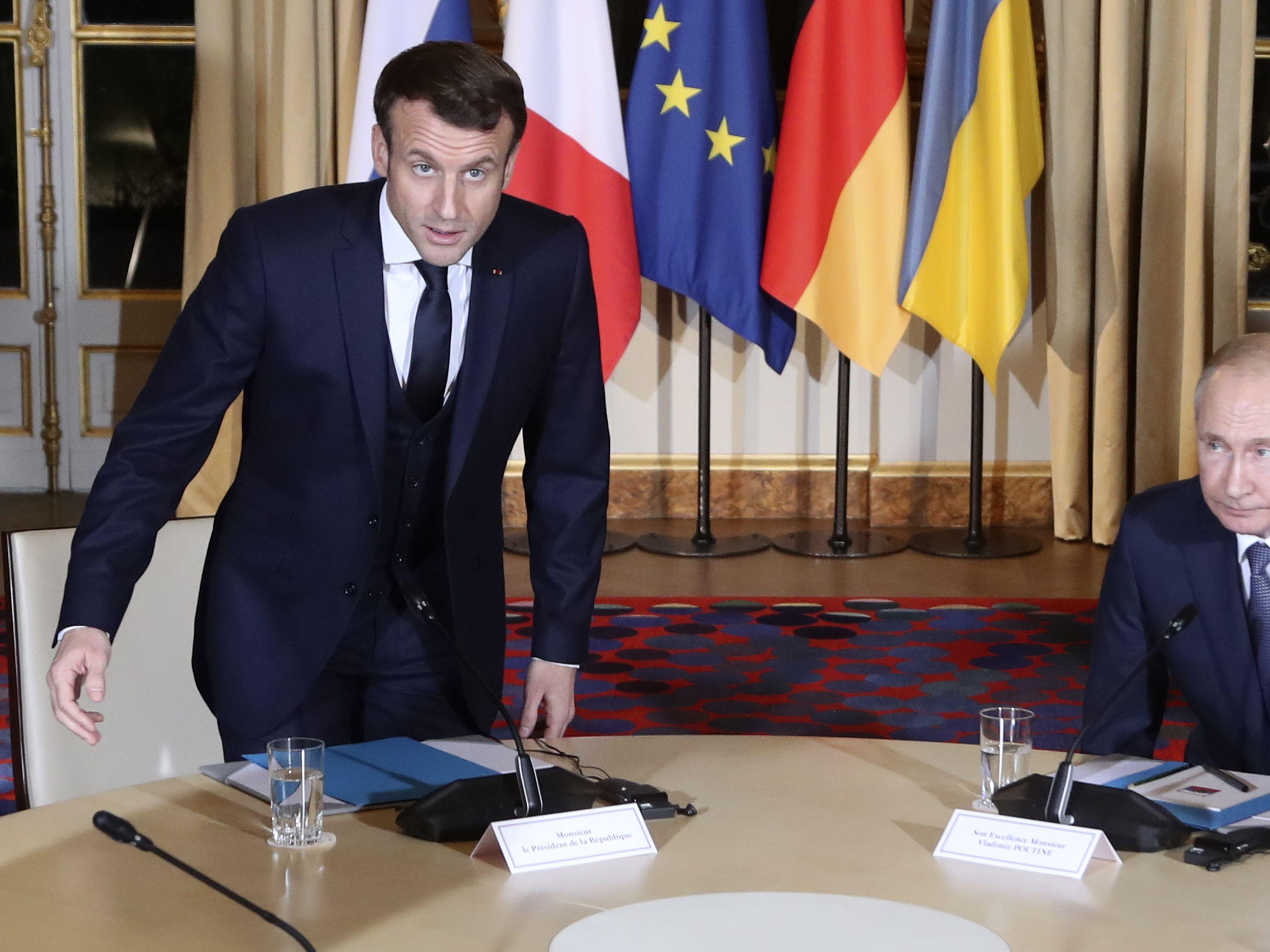Russia, Ukraine to revive peace process amid little progress