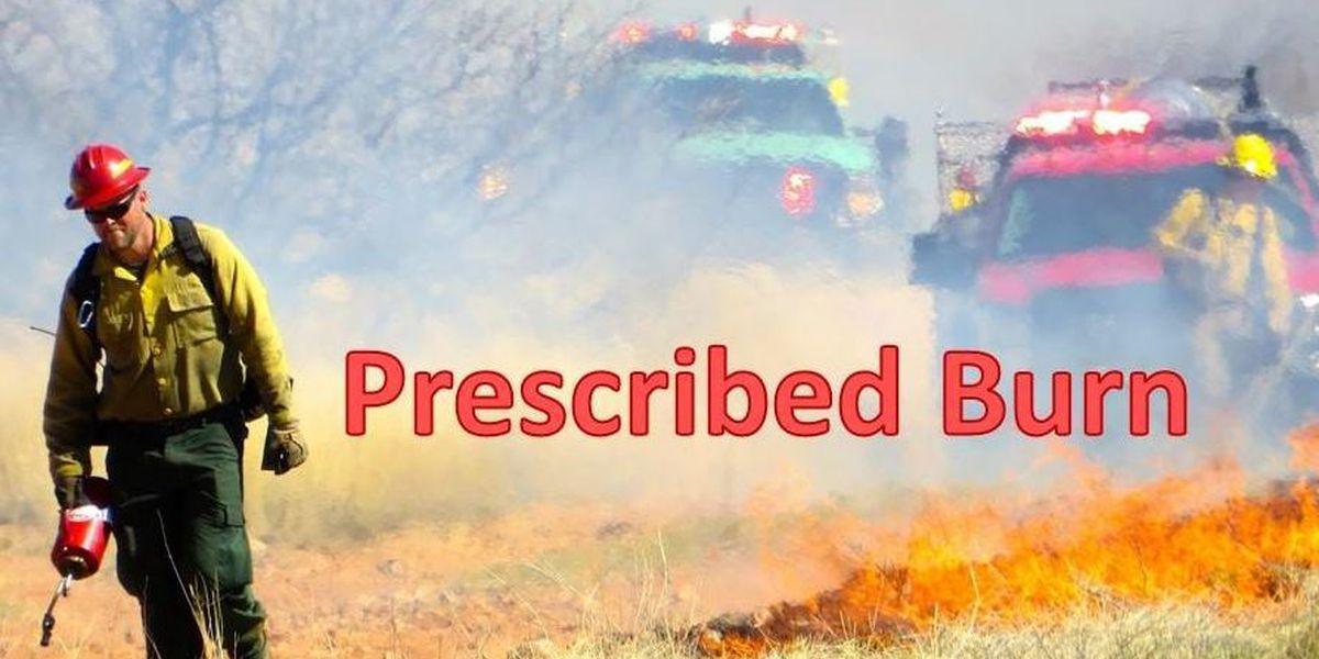 Prescribed burns to be conducted on Fort Huachuca