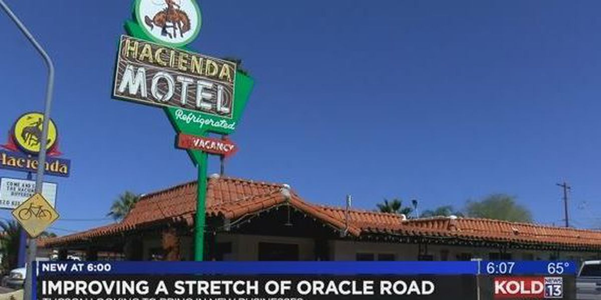 Is Oracle Road the next big thing?