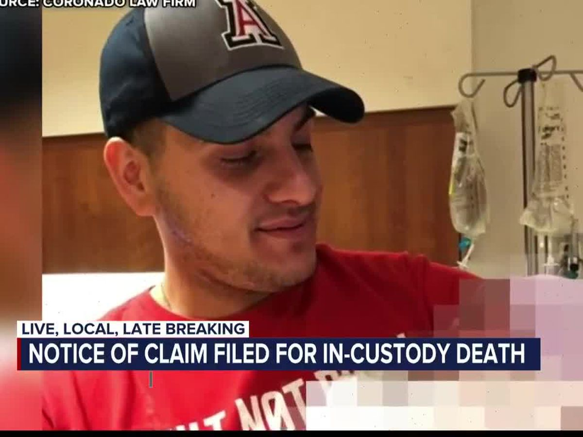 Tucson family seeks millions after man dies in-custody