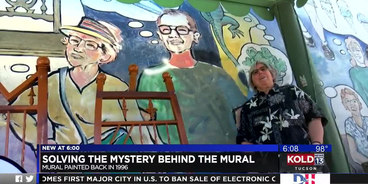 Solving the mystery behind the mural
