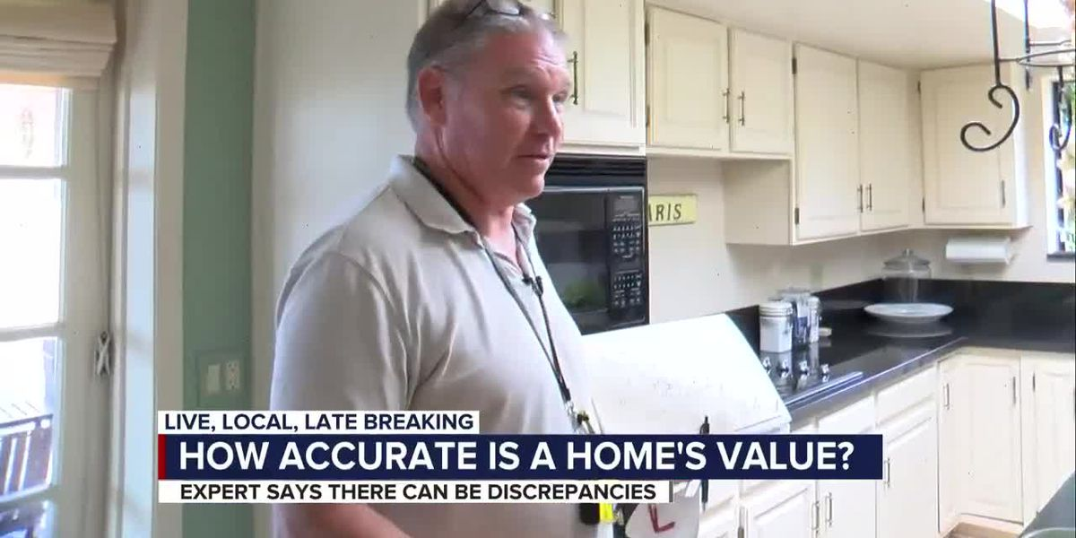 How accurate is a home's value?