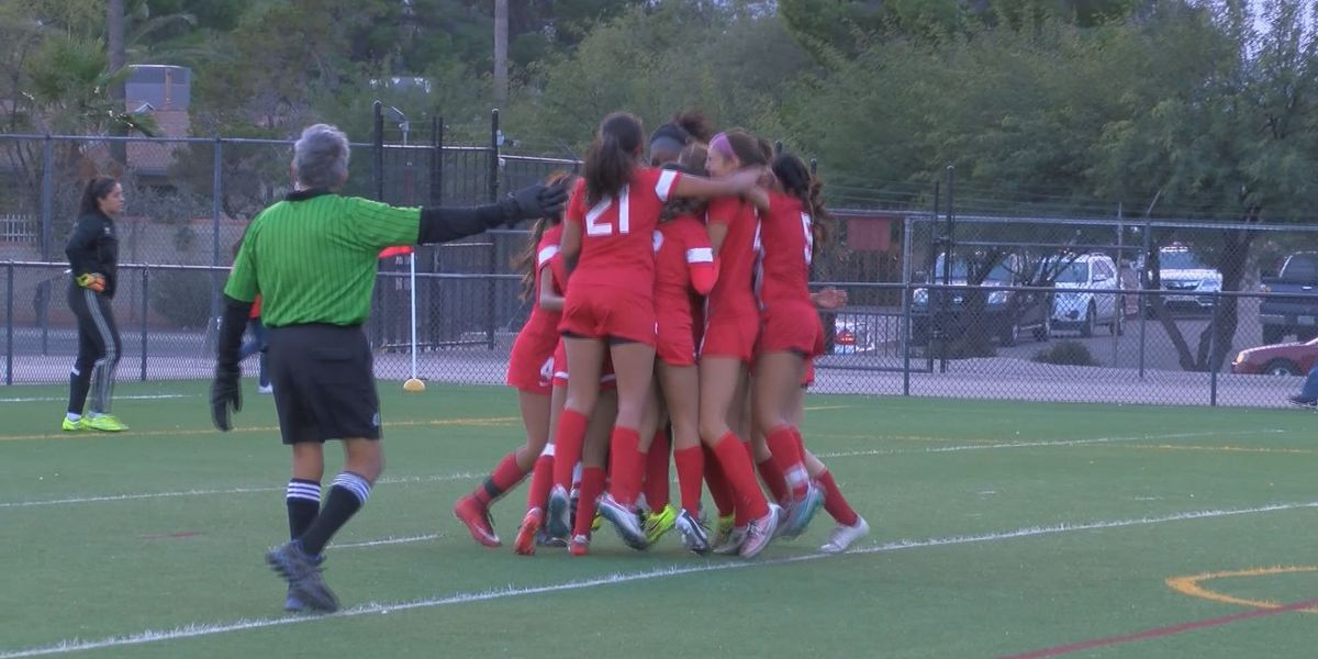 SOCCER: Badger girls take down the mighty Falcons