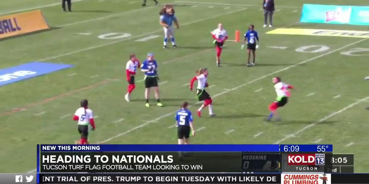 Tucson Turf Football heading to nationals in Florida