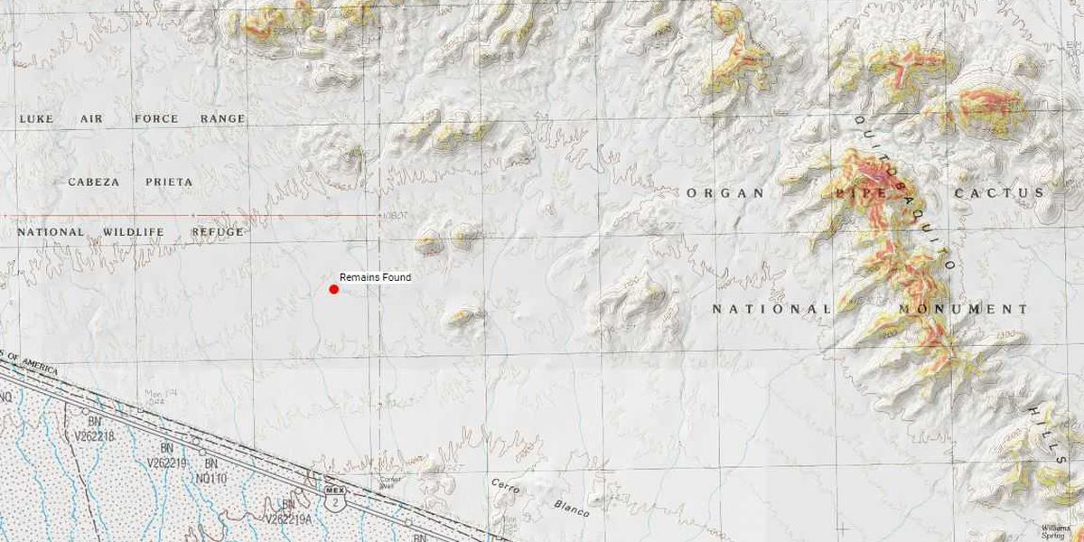 Body of 7-year-old Indian girl found in Arizona desert