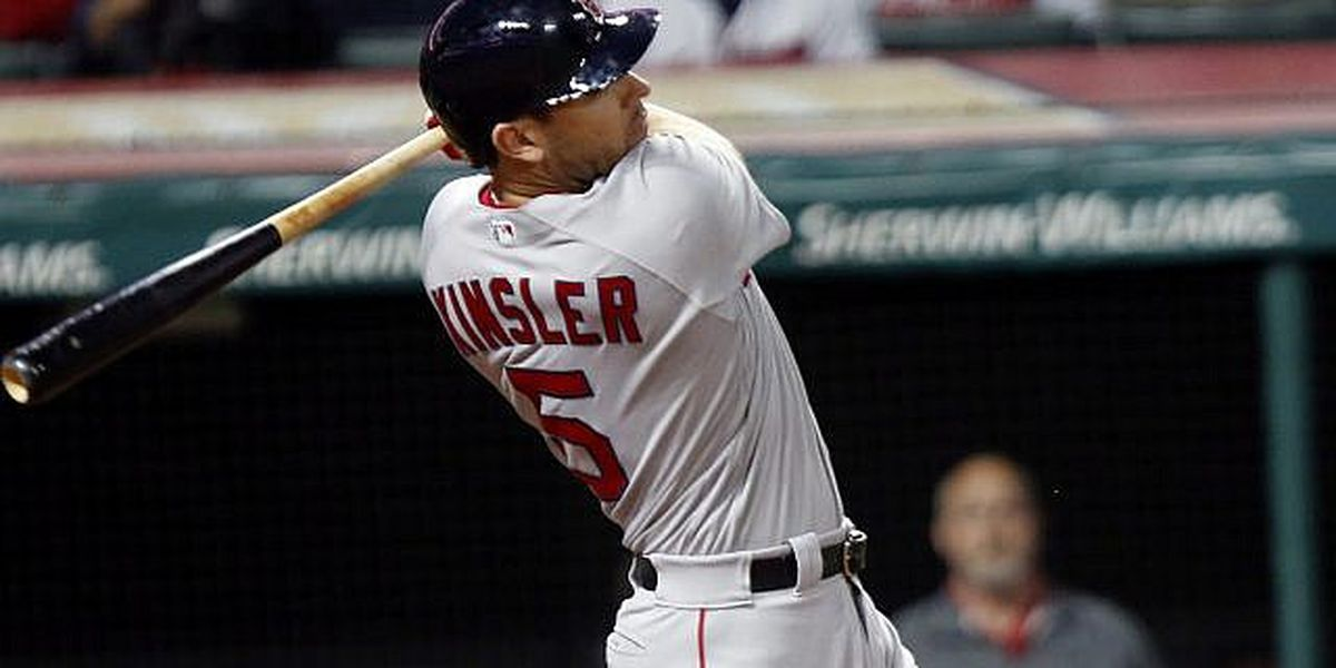 Kinsler gets his ring
