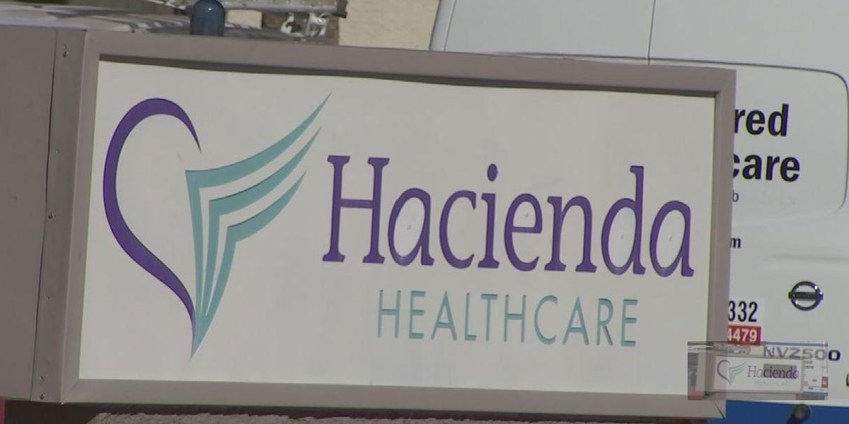 Hacienda Healthcare back in the headlines as maggots are found under patient's bandage