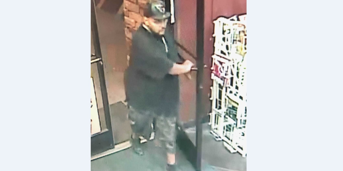 Sahuarita police searching for credit card theft suspect