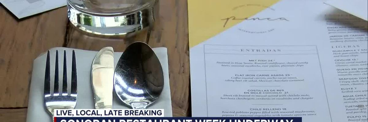 Support local businesses during Sonoran Restaurant Week