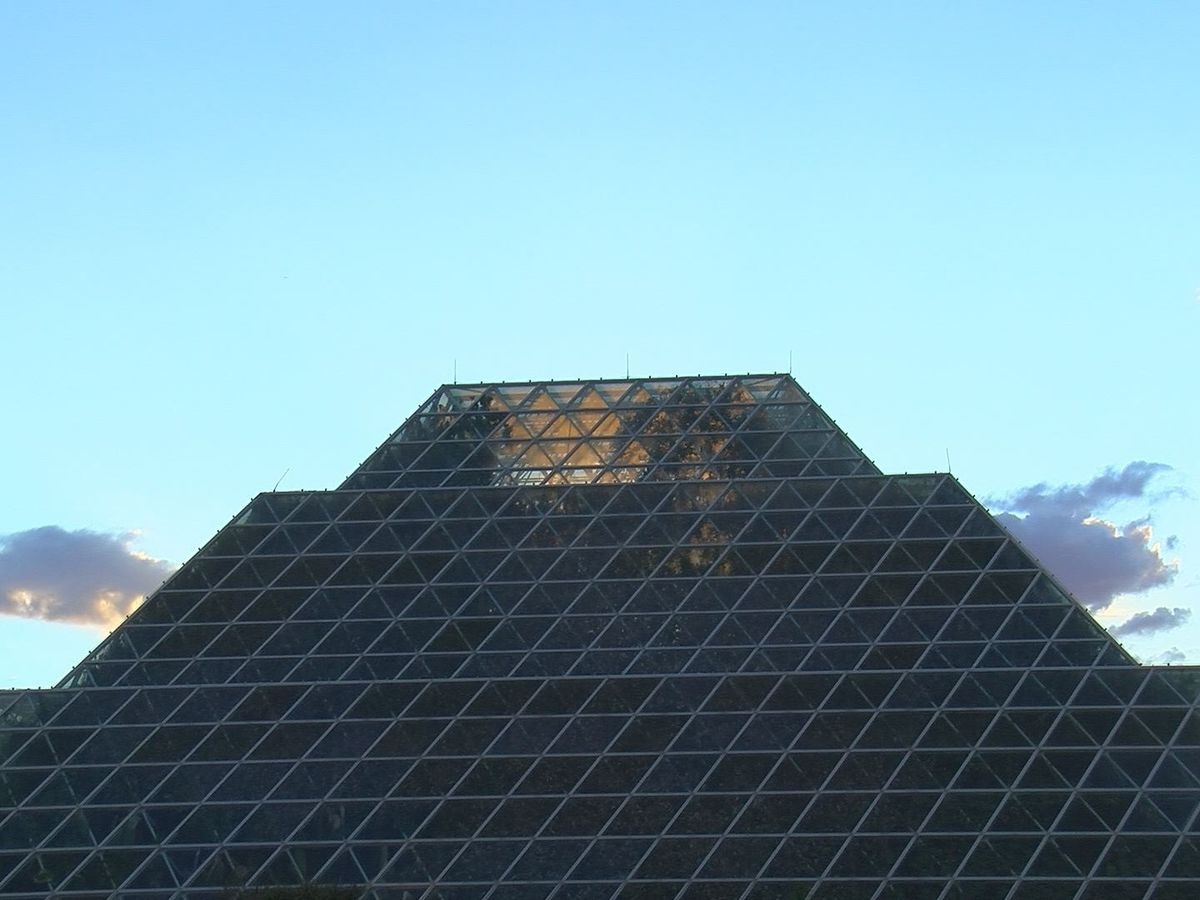 Biosphere 2 Welcomes Guests back with driving tours