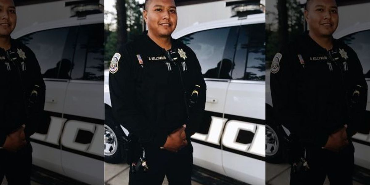 White Mountain Apache Police Officer David Kellywood killed in shooting