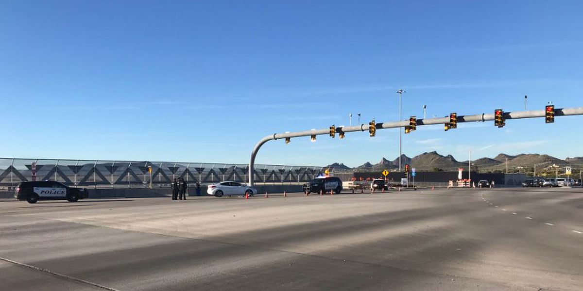 Portion of Ajo Way/I-19 interchange open again following serious crash