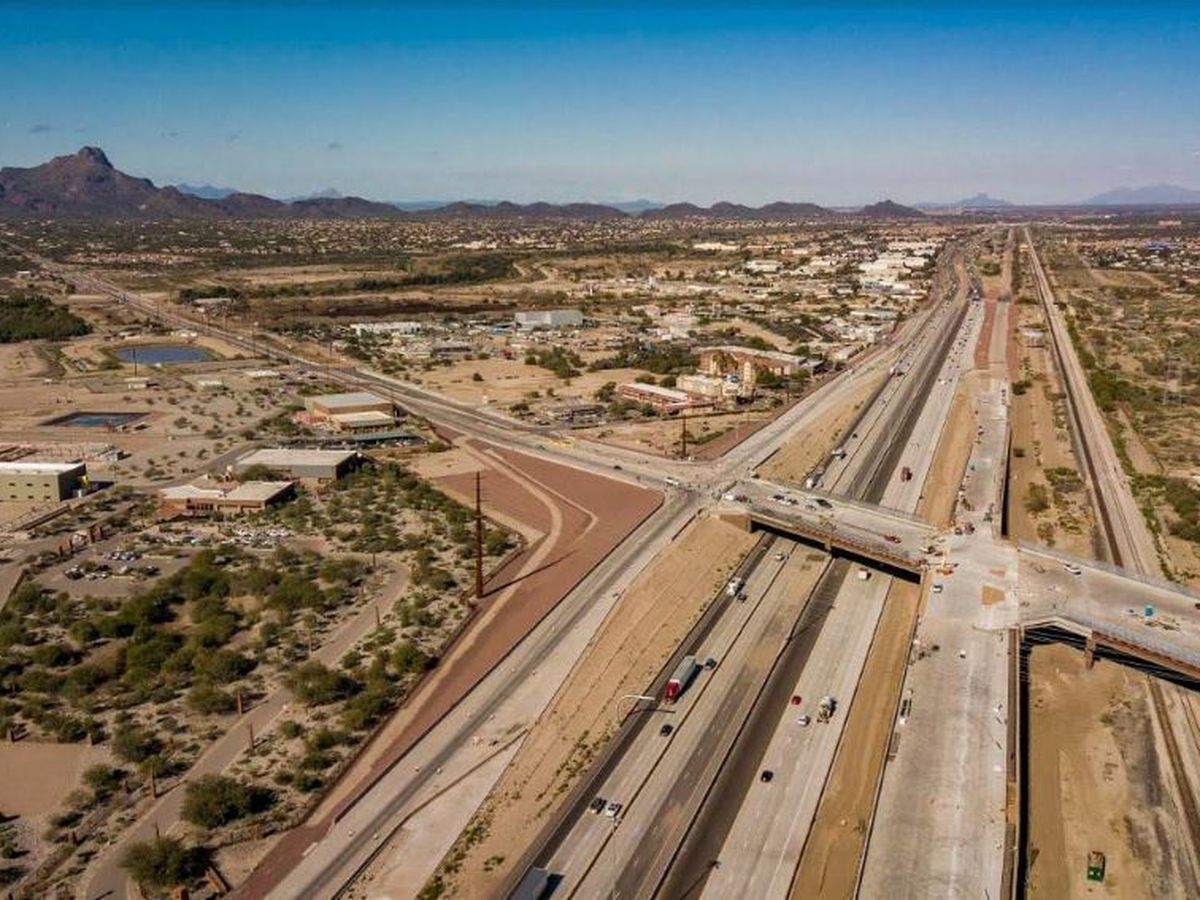 Ina Road opens over I-10, ramps remain closed