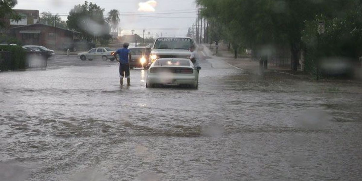 Turn around, don't drown! Avoid flooded roads